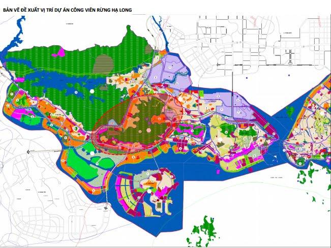 Vingroup đề xuất thực hiện dự án Công viên rừng Hạ Long trong năm 2022